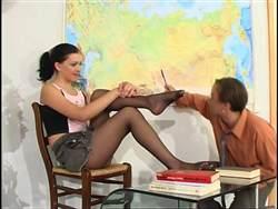 Nylon Feet Porn Movs